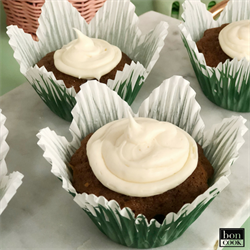 Picture of Carrot Cake Cupcakes with Cream Cheese Frosting