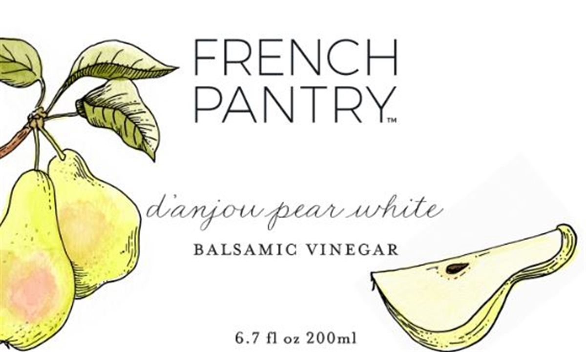 Picture of D'ANJOU PEAR WHITE BALSAMIC