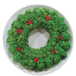 Picture of CORNFLAKE WREATH